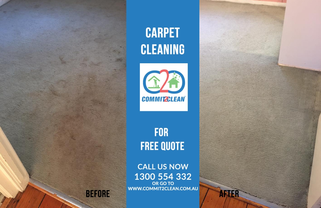 Carpet cleaning Melbourne before after